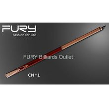 "2015 Fury CN Series Chinese Billiards/Africa Brown ebony Cue Billiards/11 mm Kamui tip / Ash Shaft / 6"" Extension/CN-1"