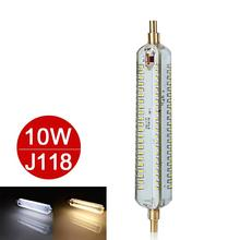 10W R7S LED Lamp 118mm J118 LED R7S Light 220V 240V LED Bulb Corn Lights SMD4014 Lighting Perfect Replace Halogen Floodlight