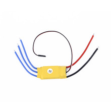 NEWEST MYSTERY 30A Speed Controller RC ESC For Brushless Motor Part 4C free shipping(China)