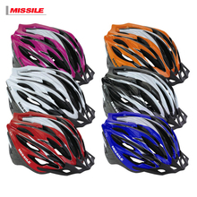 Missile A3 mountain cycling bike bicyle helmet ultra-light CE Certificated colorful EPS(China)