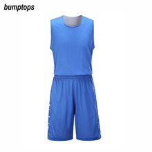 Reversible Adult College Basketball Jersey Uniform Sports Clothes Double-sided Suit Breathable Custom Jerseys t Shirt Men Shirts