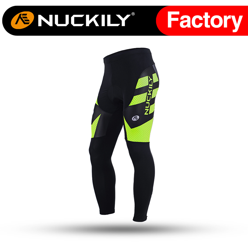 Nuckily summer Mens elastic interface 3D cycling pad pants<br><br>Aliexpress