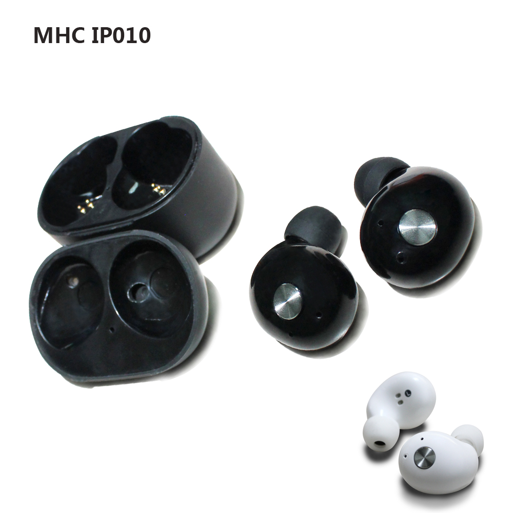 MHC IP010 Bluetooth In-Ea Earphones Mini 3D Stereo with Charging Box for Xiaomi for iphone 7 all Smartphones<br>