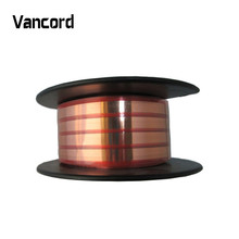 Vancord 2017 High Quality OFC 4 Cores Ultra Flat Speaker Cable Wire Indoor Outdoor Male to Male Sold By Meter ADC07