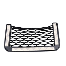 Car Net Bag Auto Car Vehicle Storage Nets String Net Mesh Storage Bag Pocket Cage