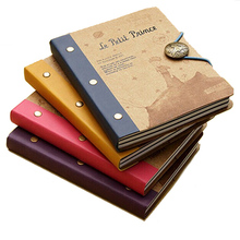 Little Prince Notebook Stationery  Diary Book Student School Office material escolar  Supplies