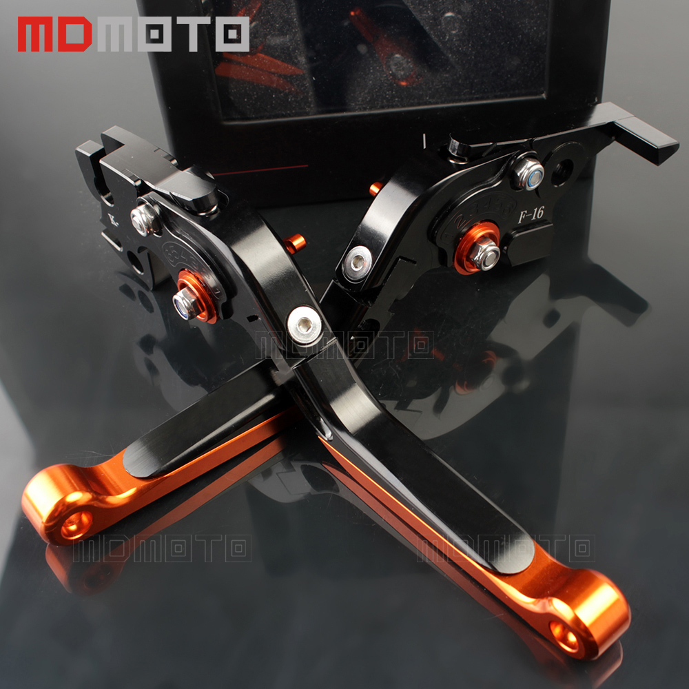 a pair motorcycle brake lever&amp;motorbike brake clutch levers for KTM RC390 RC200 RC125 DUKE 390 200 125 DUKE 2013 2014 2015-2017 <br>