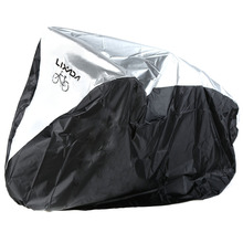 190 * 72 * 110cm Bicycle Cover Size S Polyester Bike Rain Snow Dust Sunshine Cover Waterproof UV Protection Bicycle Accessory