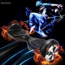 Chic New 4 Colors 6.5inch 2 Wheels Electric Self-Balancing Smart Drifting Scooter 36V lithium ion battery US Plug 100kg max load - Ancheer Cycling store