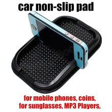 Holds Objects on Dash elegant high quality Car Non-slip Mat Anti-slip  Sticky Phone Pad Skid Proof Car pad Mat phone Holder