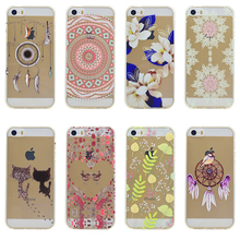 Cases For Apple iPhone 5 5S 5G 55S Cover SE 6C iPhone55s Cell Phone Bags Housing Soft Ultra thin TPU Protective Shell