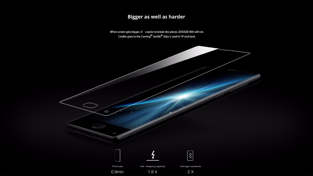 DOOGEE MIX Android Mobile Phone-5