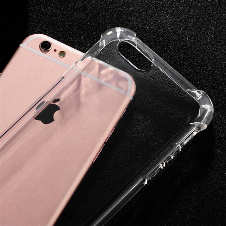 For iPhone SE Case Shockproof