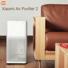 Best Home & Room Air Purifiers -New original Mi Air Purifier 2 give you crisp, clean air indoors -HEPA Air Cleaner air filters