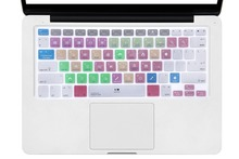 HRH Ableton Live 9 Suite Shortcut Hotkey Design Silicone Keyboard Skin Cover for Macbook Pro Retina Air 13 15 17 All Before 2016