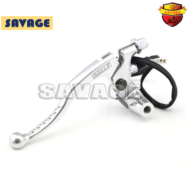 For SUZUKI RM 85 125 250 RMZ 250 450 Motorcycle Acessories CNC Aluminum Handlebar Clutch Lever Handle Perch<br><br>Aliexpress