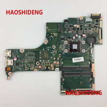 Free Shipping 809336-601 DA0X22MB6D0 X22 for HP Pavilion Notebook 15-ab series motherboard with A6-6310 CPU.All fully Tested !(China)