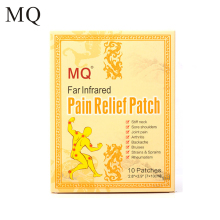 MQ 10 Patches/Box Chinese Medical Plaster Bone Back pain relief plaster Arthritis Strains Back Pain Reliever Health Care Product(China)