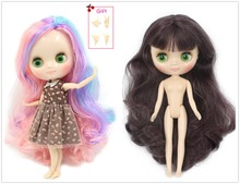 icyNude Factory Middie Blyth doll 10 kind of style for choice,normal body and joint body.BJD NEO