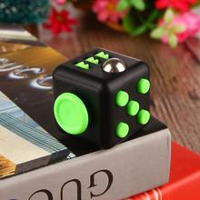 Novelty Desk Toys Fun Fidget Cube Toy Dice Anxiety Attention Antistress Puzzle Magic Relieves Kids Adults Funny Fidget Toys