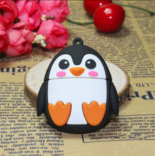 HOT sale Cool cute bird USB Flash Drive USB 2.0 Flash Drive u disk memory stick usb creativo gift /souvenir/Wholesale(China)