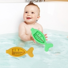 Water Thermometer Baby Bathing Fish Shape Temperature Infant Toddler Shower Toys(China)