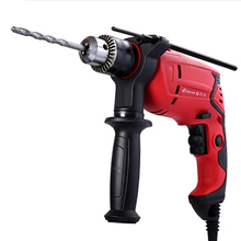 850W 220V Multifunctional Red Impact Drill Variable Speed Hand Electric Drill Household Tool