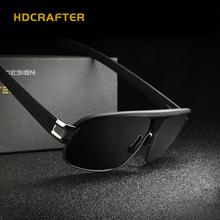 2017 Hot Selling Fashion Polarized Sunglasses for Men Outdoor Driving HD Sun glasses Brand Designer Male High Quality 4 Colors