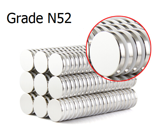 1 pack N52 Disc Diameter 20x3 mm NdFeB Magnet Strong Neodymium Magnets Sensor Rare Earth Magnets Permanent Lab magnets<br>