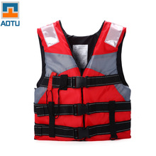 New High Grade Summer Children Professional swimming jacket snorkeling drifting fishing suit buoyancy vest with whistle as gift