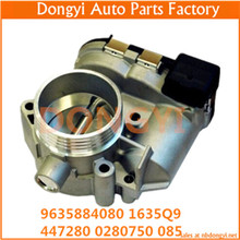 52MM NEW HIGH QUALITY THROTTLE BODY FOR 9635884080 1635Q9 447280 0280750 085