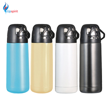 Creative Style 350ml Stainless Steel Thermos Travel Mug Vacuum Flask Thermoses Thermo Cup Drinking Bottle With Bird Nest Cup Lid