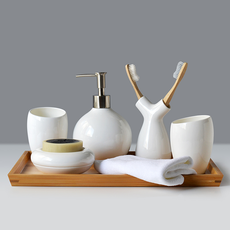 compare prices on bathroom white accessories- online shopping/buy