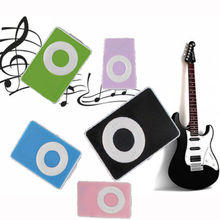 5 Colors wholesale Superior Mini Clip USB Digital MP3 Music Player Support 16 GB SD TF Memory Card Hot sales