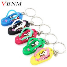 VBNM Slippers Pen Drive Cartoon hello kitty gift pendrive 4GB 8GB 16GB 32GB tom cat Usb Flash Drive memory stick key chain