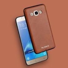 For Samsung Galaxy J5 2016 Case Soft TPU + PU Leather Back Cover For Samsung Galaxy J510 J510FN J510F J510G J510Y J510M Case