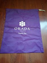 (500pcs/lo)t size 40x50cm PP Polypropylene non woven fabric drawstring bag with custom logo