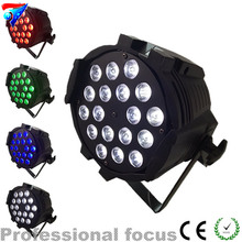 18*10W Led par can Stage lighting Disco Party Led par 64 RGBW 4 IN 1