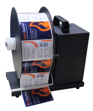 Automatic Label Winding Machine R130+free shipping by Fedex(door to door service)