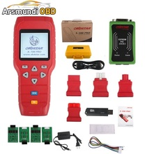 OBDSTAR X100 PRO Auto Key Programmer (C+D) Type for IMMO+Odometer+OBD Software Get PIC and EEPROM 2-in-1 Adapter Free Shipping