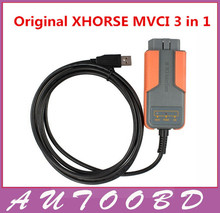 2016 Latest Design!! V9.30.002 Original XHORSE MVCI 3in1 For Tis Techstream MVCI J2534 Diagnostic With Retail Box Fast Shipping