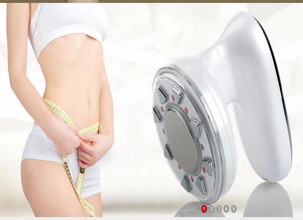 Portable Ultrasonic Cavitation Fat Reduction LED Photon Radio Frequency Body Slimming Massage  RF therapy for Body Shaping<br><br>Aliexpress