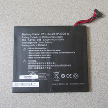 New ADVENT VEGA P10-34-2S1P3300-0   for ViewSonic 10S Tab  Tegra 2 laptop battery