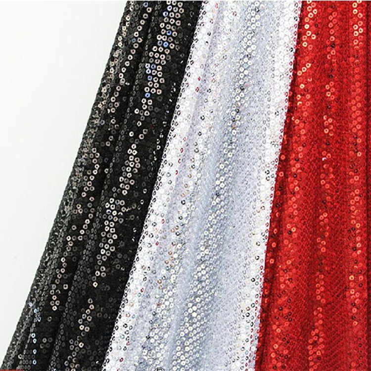 a90b68e88 Detail Feedback Questions about Net fabric 5mm paillette embroidered cloth  stage clothes paillette cloth costume formal dress paillette fabric on ...