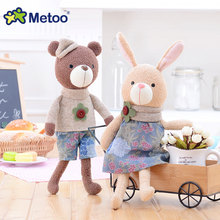 Metoo 38CM Plush Doll 5 Styles Adora Stuffed Goat Doll With Fashion Design Children Kids Toy Plush Toys For Children As Juguete(China)