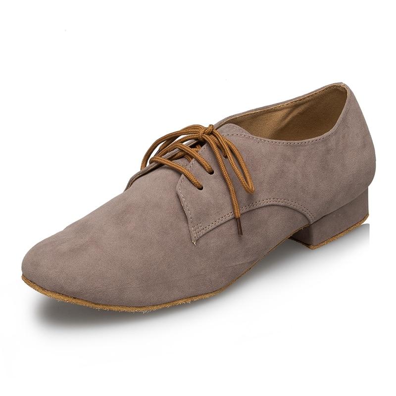 2017 Professional Adult Men Latin Dance Shoes Boy Salsa Ballroom Tango Shoes Classic Low Square Soft Soled Popular Color L174<br><br>Aliexpress