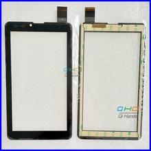 For 7 inch 3G Sim-Aren Capacitive touch panel Digitizer Sensor Replacement Touch Screen Multitouch Panel PC(China)