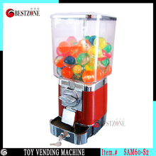 Hot New Cute Sweets Small Candy Machine Bubble Gumball Dispenser Coin Bank Kids Toy