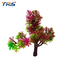 Teraysun Landscape green product process simulation model tree trees DIY sand building built outdoor scene model materials(China)