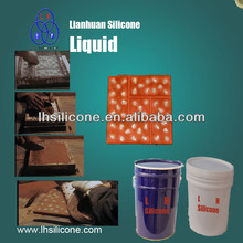 liquid Silicone Rubber for molding artificial stone